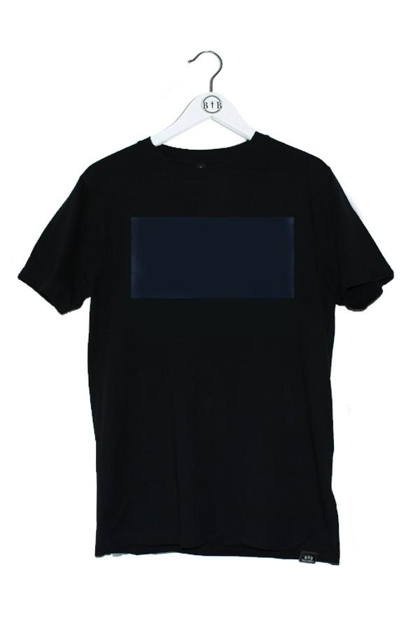 T-Shirt mit Tafelfolie - Individuell beschriftbar