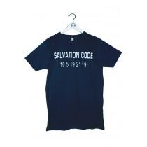 T-Shirt Salvation Code Nachleuchtend