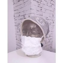 Spitzen Mehrweg Mund- und Nasenschutz Maske