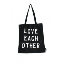 Stofftasche Love Each Other